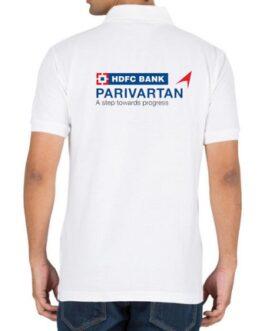 CSC HDFC Bank T-Shirt Extra Large Size