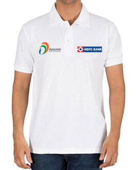 CSC HDFC Bank T-Shirt Small Size