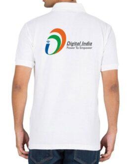 CSC Digital India T-Shirt Small Size