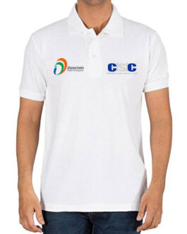 CSC Digital India T-Shirt Large Size